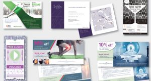 ADs,Invites,Vouchers portfolio overview image
