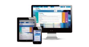 Website portfolio overview image