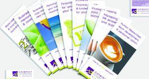 Coleman Bradshaw leaflets