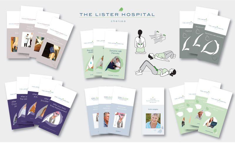 Lister patient DLs